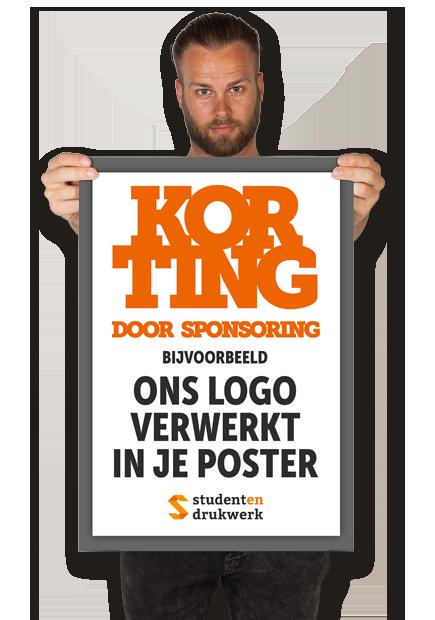 Korting door sponsoring