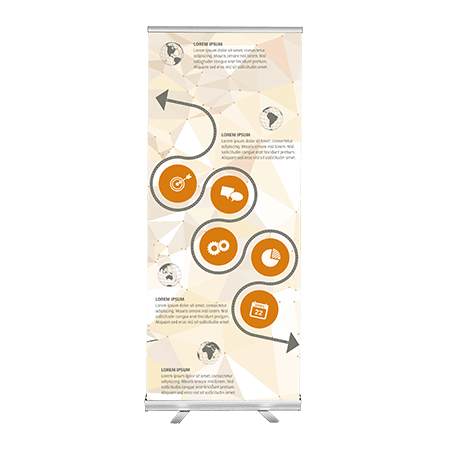 Roll-up banners 0